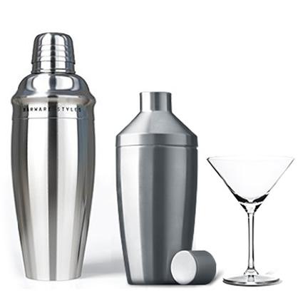 Shaker & Tin